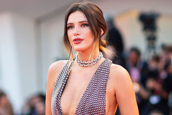 Bella Thorne – Height, Weight, Age, Movies & Family – Biography