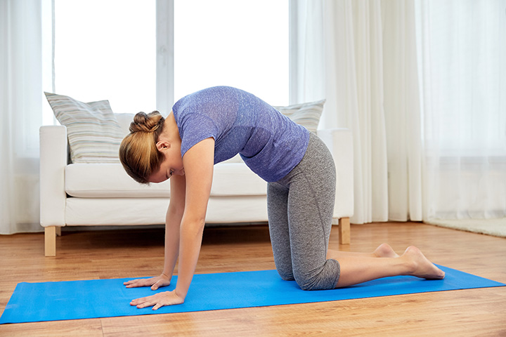 Top 4 Yoga Poses for Healthy Lungs