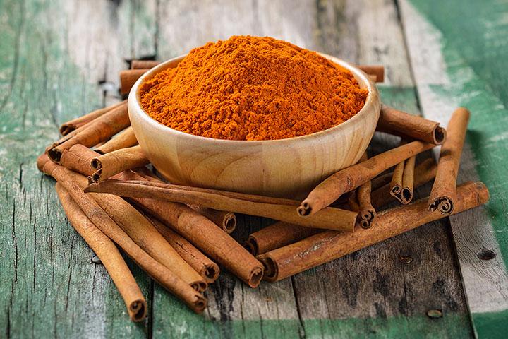 cinnamon for hair lightening
