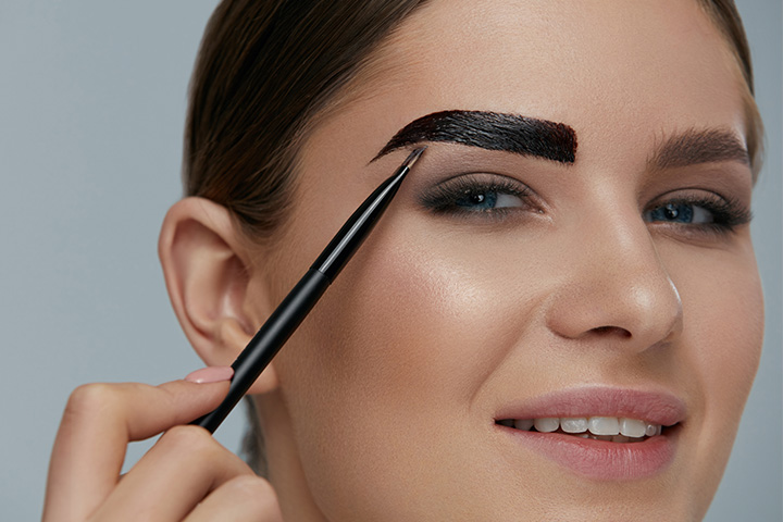 How To Tint Eyebrows At Home Naturally?