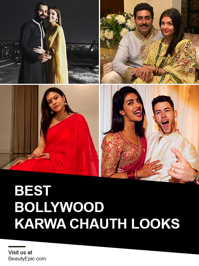 Best Bollywood Karwa Chauth Looks: All The Celebrity Pictures You Need To See